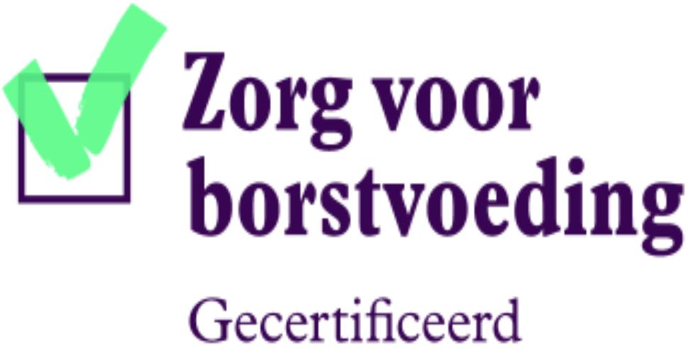 logo zorg voor borstvoeding